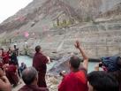 Karmapa in Ladakh