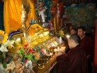 Visit at Darkest Monastery