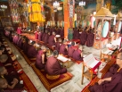 Kagyu Monlam 2015, Mahakala Puja