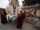 Kagyu Monlam 2015, Mahakala Puja, Lama Dance