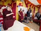 Kagyu Monlam in Bodh Gaya with Gyalwa Karmapa, 2015