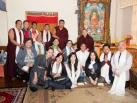 Kagyu Monlam in Bodh Gaya with Gyalwa Karmapa, 2015, Fifth day