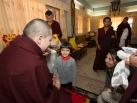 Kagyu Monlam in Bodh Gaya with Gyalwa Karmapa, 2015, Departure day