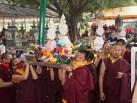 Kagyu Monlam in Bodh Gaya with Gyalwa Karmapa, 2015, Last day