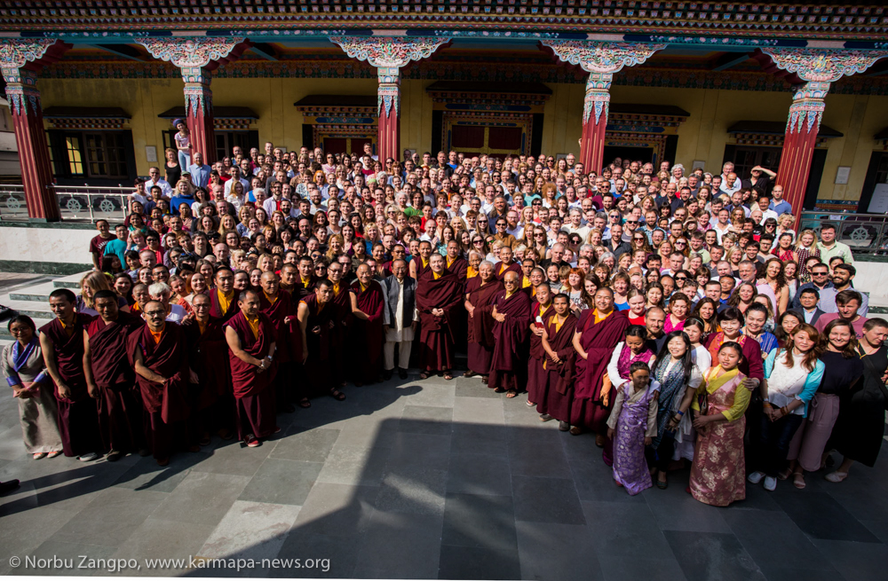 Karmapa Public Course 2017
