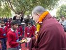 Kagyu Monlam in Bodh Gaya with Gyalwa Karmapa, 2015, Fourth day