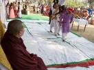 Kagyu Monlam in Bodh Gaya with Gyalwa Karmapa, 2015, Sixth day
