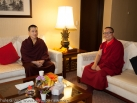 Karmapa in Taiwan