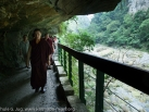 Karmapa in Taiwan: Sightseeing in Hua Lien