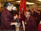 Karmapa in Taiwan: Farewell Dinner for Gyalwa Karmapa