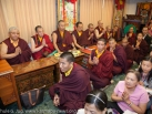 Karmapa in Taiwan: Karmapa visits the center of Gonpo Rinpoche
