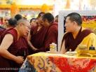 2012-12-14 to 15, Bodh Gaya: Kagyu Monlam with Gyalwa Karmapa