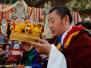 17.12.2012 Bodhgaya Offerings
