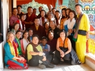 2012-12-18, Bodhgaya: Audiences with Gyalwa Karmapa