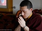 2012-12-18, Bodhgaya: Audiences with Gyalwa Karmapa