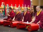 Karmapa in Kuching: Guru Rinpoche Puja