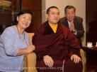 Karmapa in Hong Kong: Audiences