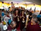 2013-05-17, Malaysia: Gyalwa Karmapa visits Kuching Bodhi Path Society
