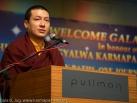 2013-05-17, Malaysia: Welcoming Gala Dinner for His Holiness Gyalwa Karmapa