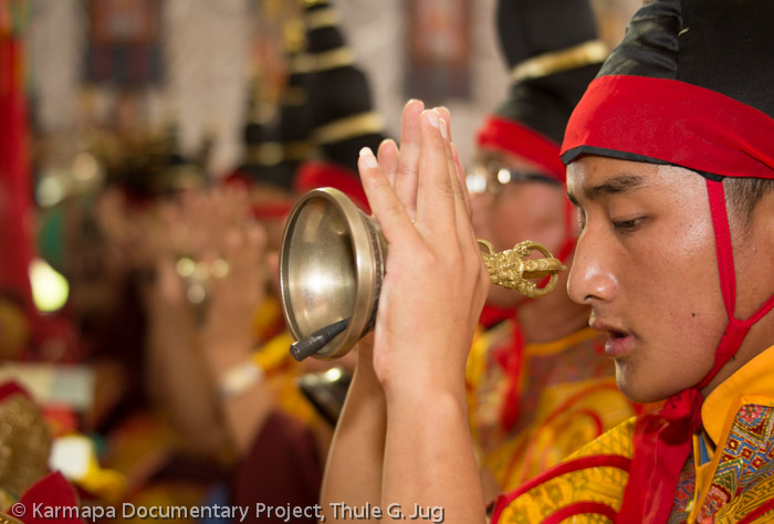 Final Day of Vajrayogini Puja after 28th day of Parinirvana