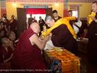 Cremation of Kunzig Shamar Rinpoche in Kathmandu