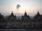 Karmapa in Indonesia, pilgrimadge to historical buddhist sights