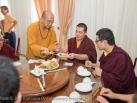 Karmapa in Indonesia, Arrival in Vihara Mahavira Graha Semarang