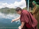 Karmapa in Indonesia, Visit of Dharma Batama Monastery
