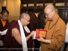 Karmapa in Indonesia, Visit of Dharma Batama Monastery