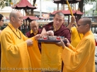 Karmapa in Indonesia, Visit at Sahassa Buddha Monastery in Medan