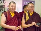Karmapa visits Taiwan: Waiting for the train