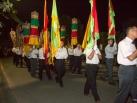 Karmapa visits Taiwan: Group arrives at the Kagyu Monastery
