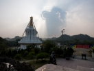 Karmapa visits Taiwan: Karma Kagyu Monastery