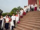 Karmapa visits Taiwan: Departure from Karma Kagyu Monastery