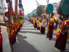 Kagyu Monlam 2014, Arrival of Gyalwa Karmapa