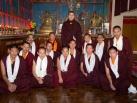 Kagyu Monlam 2014. 2nd day with Karmapa