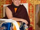 Kagyu Monlam 2014. Audiences before departure of Gyalwa Karmapa