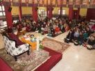 Sojong Meditation Course in KIBI.