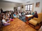 Gyalwa Karmapa answers questions
