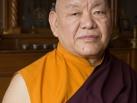 Portraits of Jamgon Kongtrul Rinpoche and Beru Khyentse Rinpoche