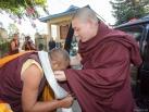 Karmapa in Kalimpong, 2015-11-22 to 25