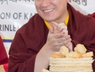 Karmapa in Kalimpong, 2015-11-22 to 25