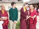 Karmapa visits Dhagpo Kagyu Ling. July 25 to Aug1, 2015