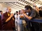 Karmapa in Taiwan 2016
