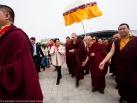Gyalwa Karmapa in Taiwan 2016