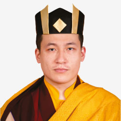 A website of the Karmapa Documentary Project