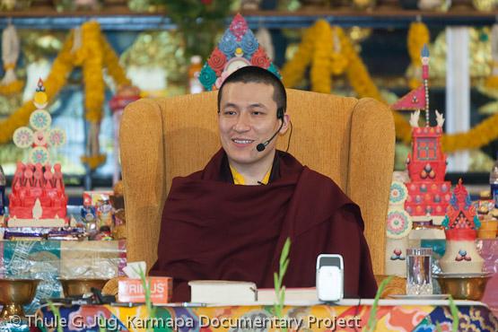 2012-03-10 and 11, KIBI: Teachings of H.H. Gyalwa Karmapa