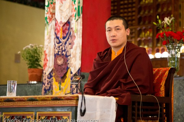 2013-03-15, KIBI: Questions and answerss session with Gyalwa Kar