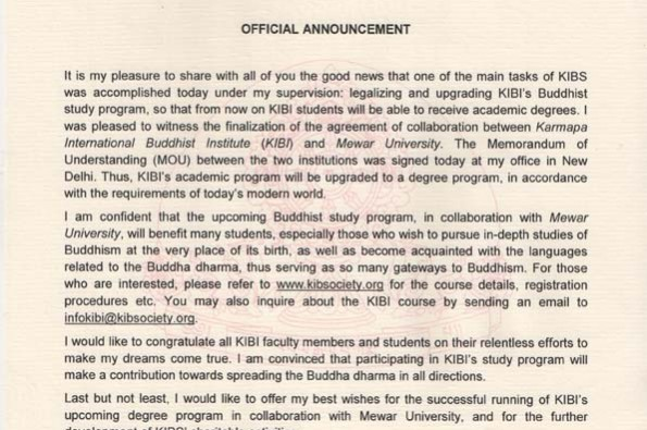 Karmapa-letter-KIBI