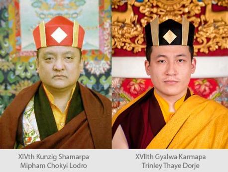 Shamarpa-Karmapa